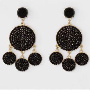 Sugarfix by baublebar back beaded earrings